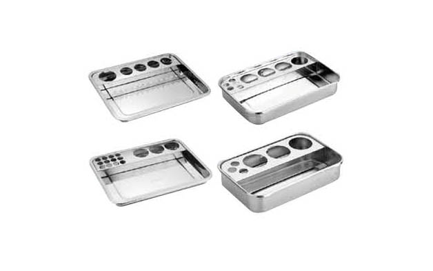 JS-BXG102 Stainless Steel Treatment Plate(with bottles)