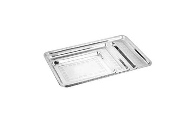 JS-BXG107 Stainless Steel Square Plate